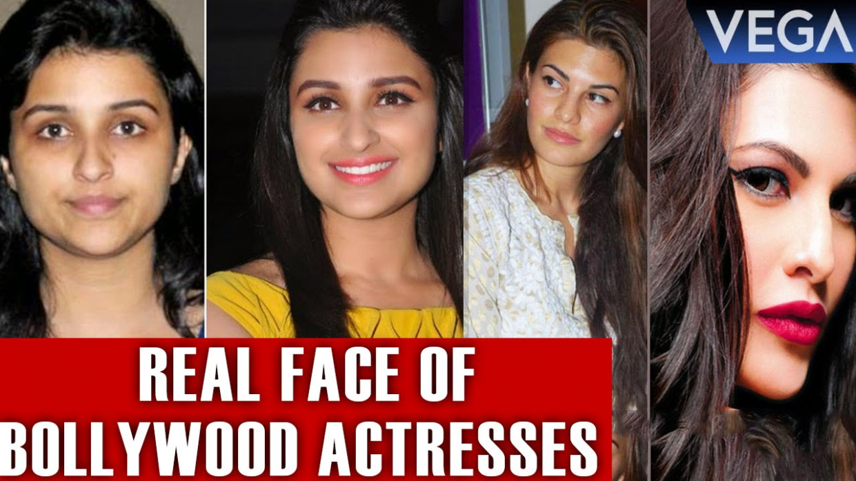 Top 10 : Real Face of Bollywood Actresses Without Makeup ...