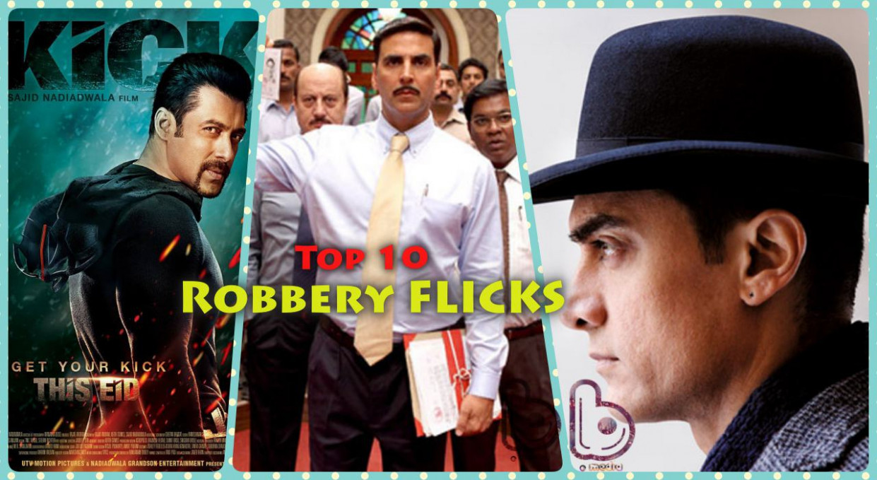 Top 10 Robbery movies of Bollywood: Best Recent Heist