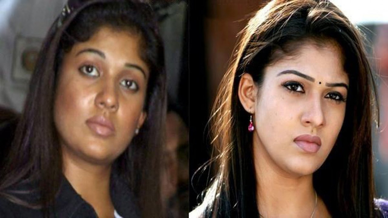 Top 10 South Indian Actress Without Makeup - YouTube