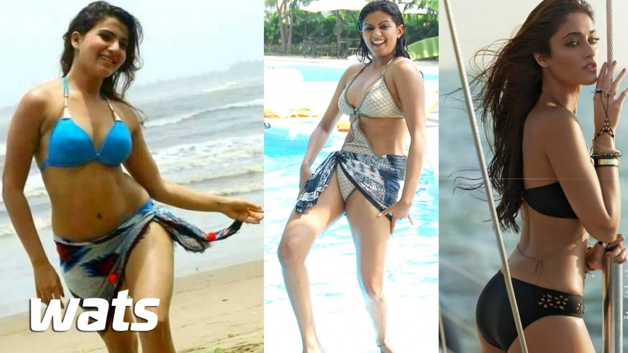Top 10 Tollywood Actresses in Bikini 2016 - Best Of Ten ...