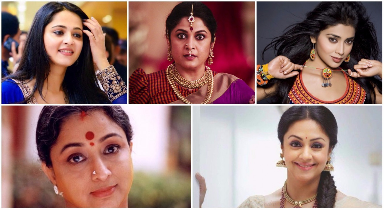 Top 10 Tollywood Actresses Who Worked With Rajnikanth ...