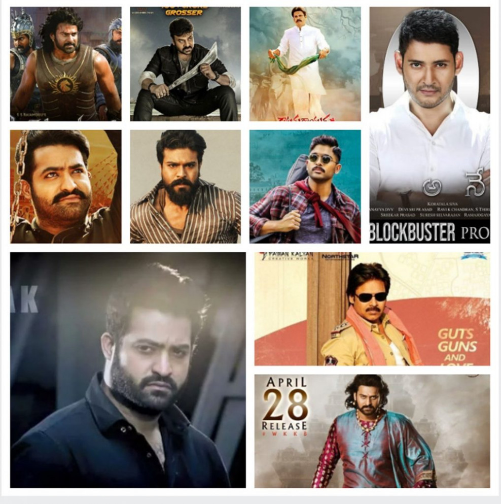 TOP 10 Tollywood Movies 1st Day Shares in Ceded ...