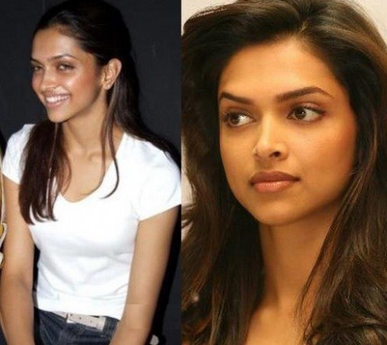 Top 15 Bollywood Actresses With & Without Makeup