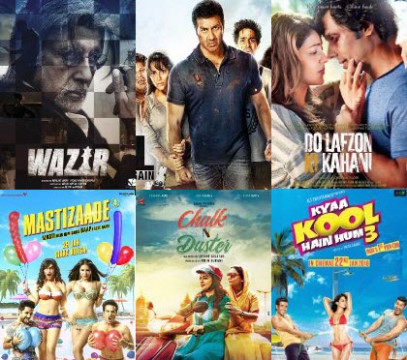 Top 20 Latest BollyWood MP3 Songs (4K) 2016 2017 Free Download
