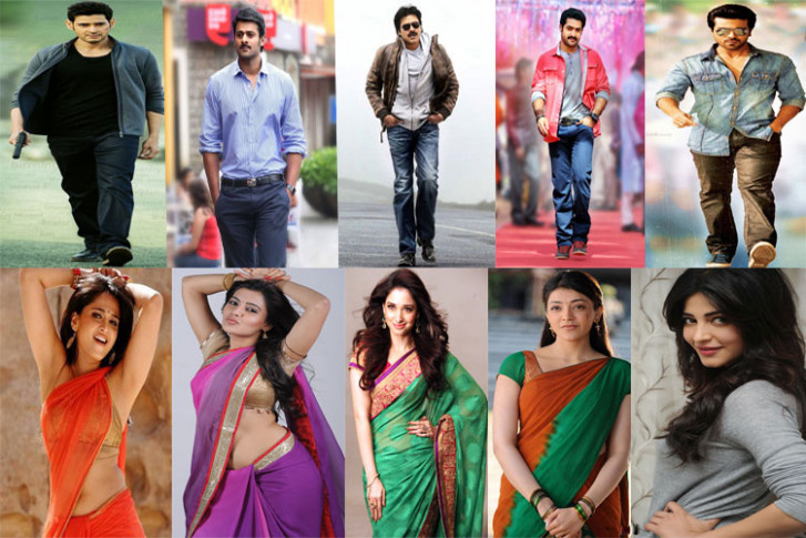 Top 20 Tollywood Hero's & Heroines Remuneration Details 2017