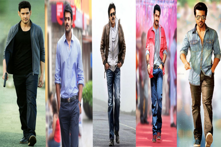 Top 20 Tollywood Hero's