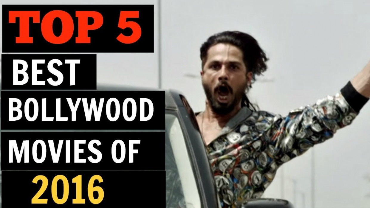 Top 5 Best Bollywood Movies of 2016 - YouTube