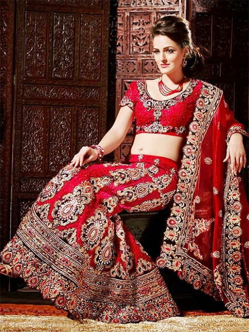 Top 5 Bridal Lehenga Designs, Indian Wedding Dresses