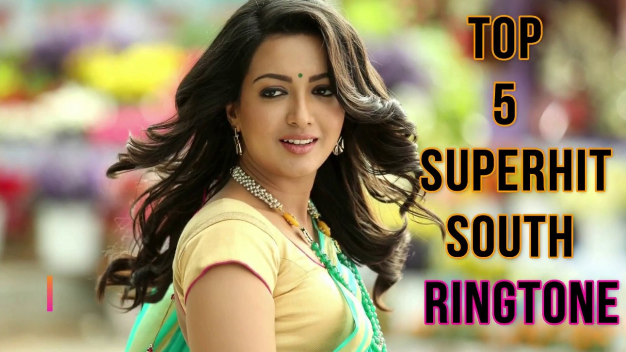 Top 5 Superhit South/Tollywood Ringtone/2018/Top 5 Telugu ...