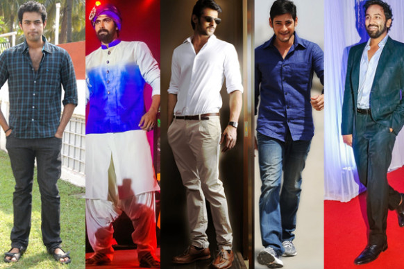 Top 5 Tallest Telugu Actors Heights