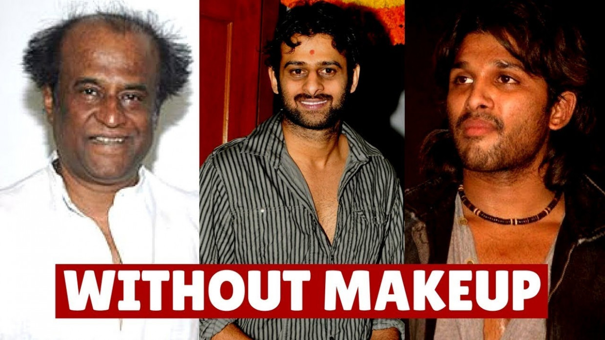Top 8 Tollywood Actors Without Makeup Unbelievable 2017 ...