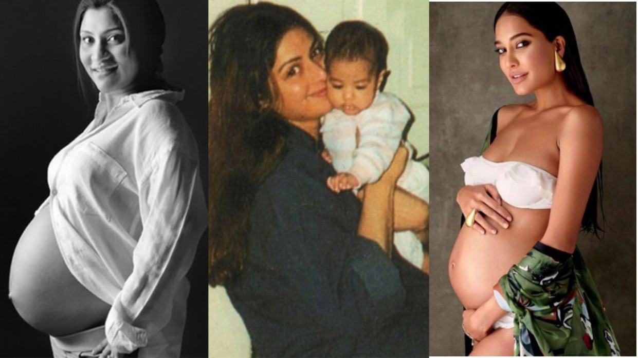 Top 9 Bollywood Actress Who Got Pregnant Before Marriage ...
