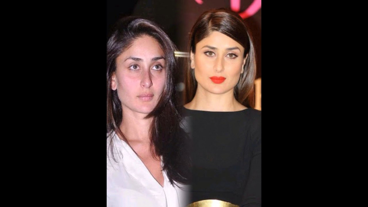Top Bollywood actress without makeup.... - YouTube