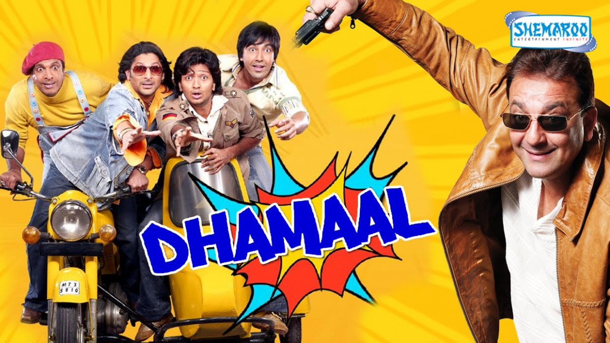 Top Bollywood Comedy Movies You Must Watch Right Away