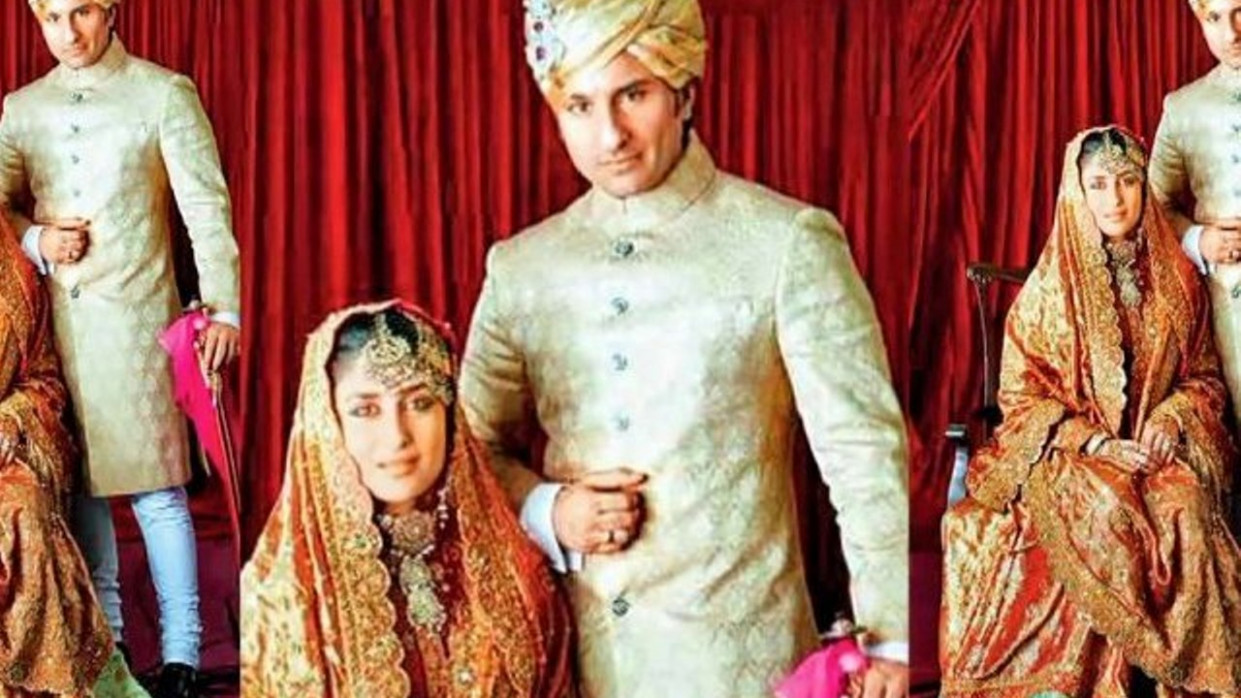 Top Bollywood Divas And Their Wedding day