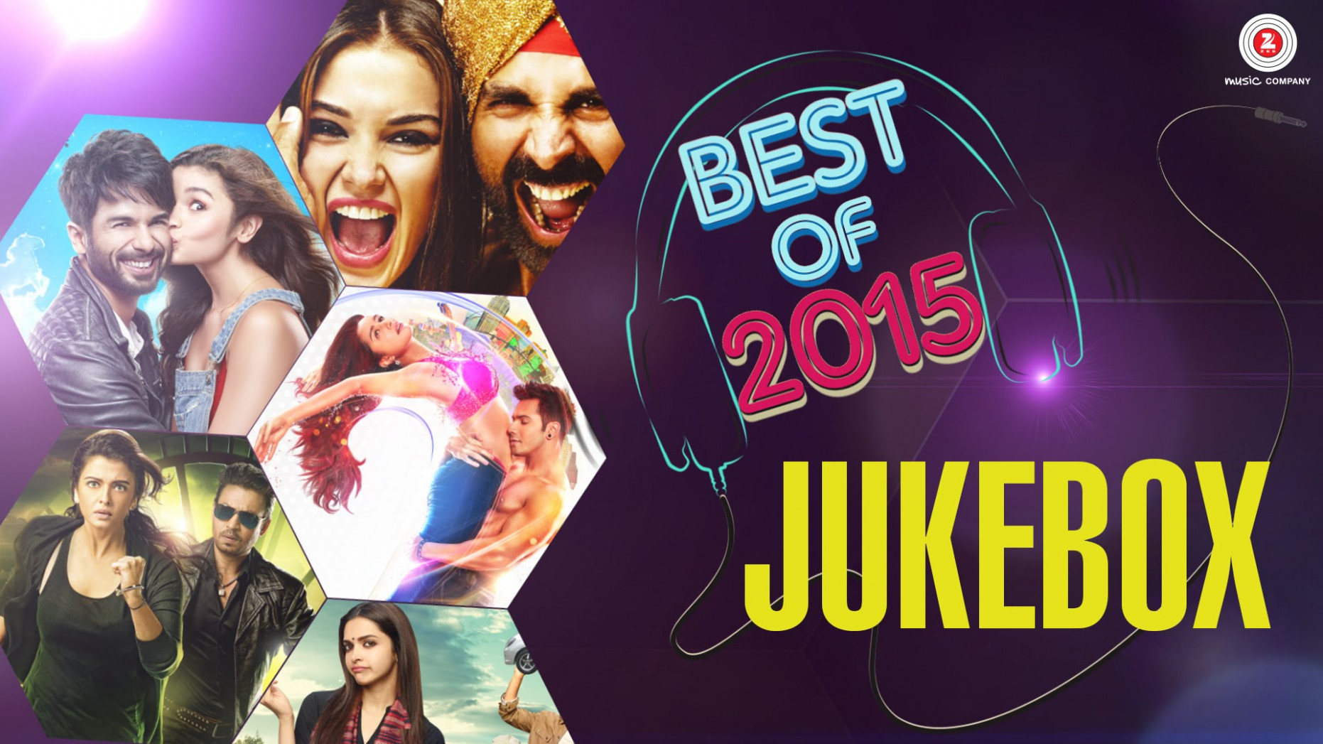 Top Bollywood Songs 2015 | Indian songs 2015 | HellyWood ...