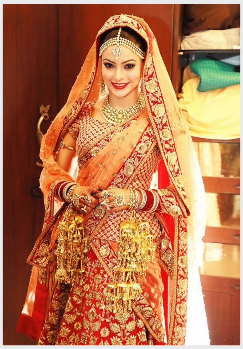 Top Indian Bridal Looks That You Must Check