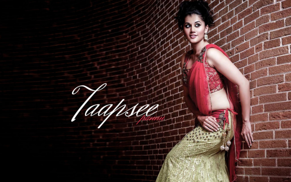 Top Indian Model Actress Taapsee Pannu‬ HD Wallpapers Images