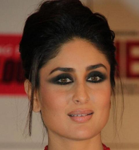 Top Ten Bollywood Actresses with Smoky Eye Makeup