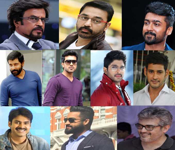 Top Tollywood Actors Remuneration List