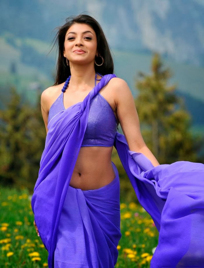 Top Tollywood Heroines Hot Navel Show