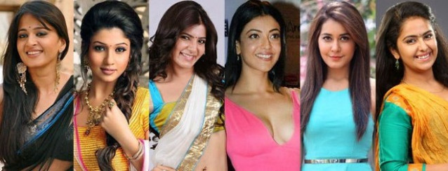 Top Tollywood Heroines – Remuneration