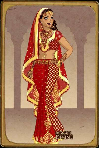 Traditional Indian Dress Up Games – Fashion Name