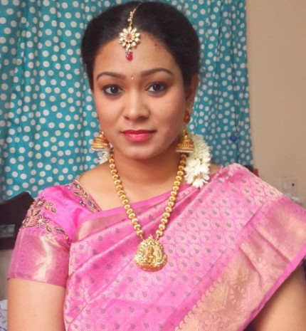 Traditional South Indian Bridal Makeup Looks - Beauty ...