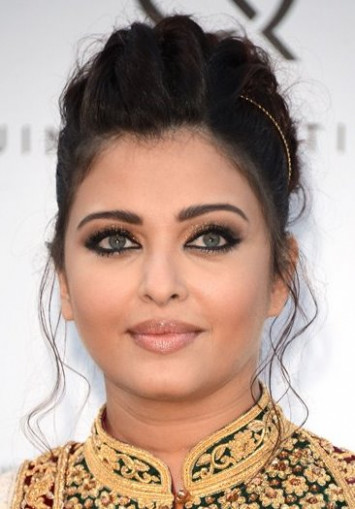 Tutorial: Aishwarya Rai Cannes-2012 inspired eye make-up ...