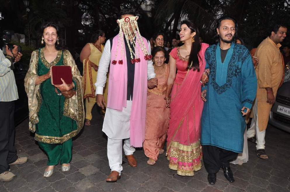 Udita Goswami and Mohit Suri Wedding Pics - Celebrities ...