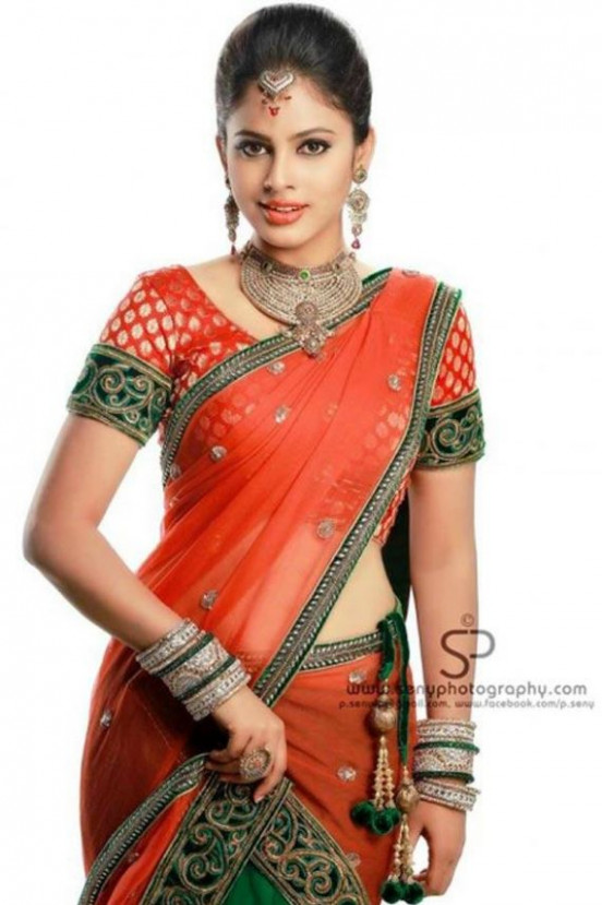 Upcoming Tollywood Actress Nandita | GlamGalz.com