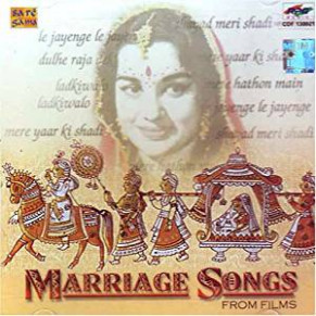Various artist - Marriage songs from films( DVD/ Bollywood ...