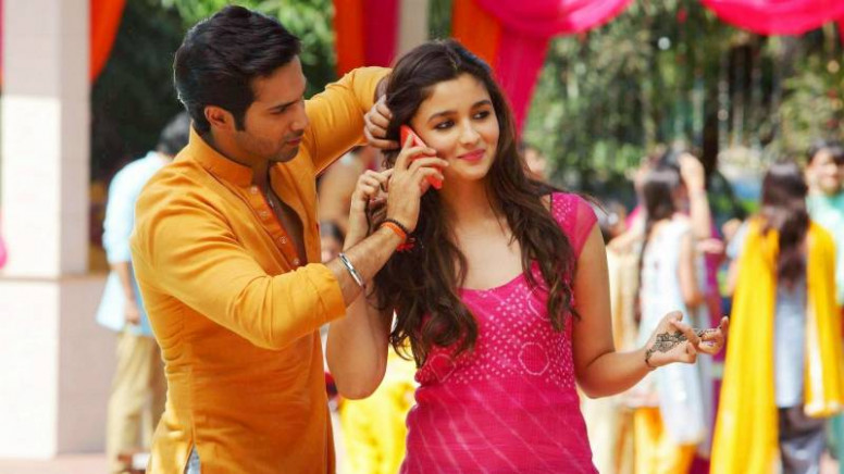 Varun Dhawan and Alia Bhatt HD Wallpapers