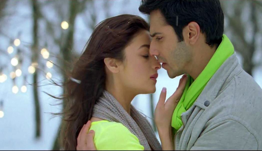 Varun Dhawan and Alia Bhatt Romantic HD Wallpapers | Cute ...