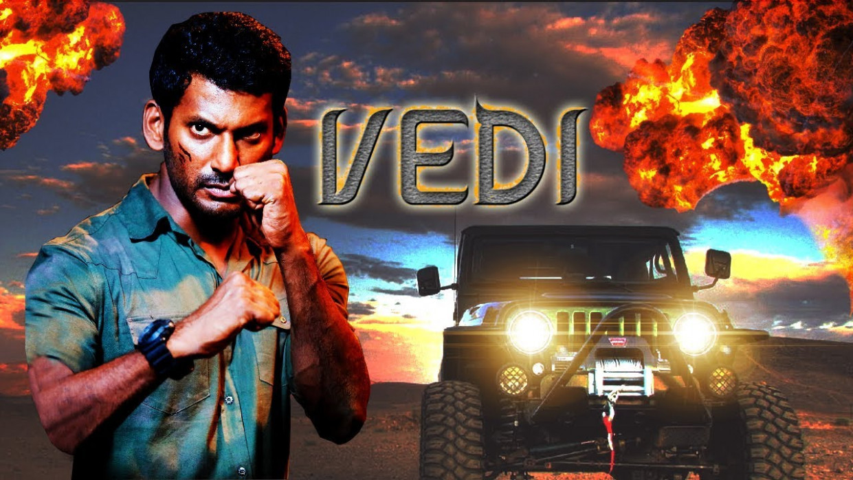 Vedi Hindi Action Full Movie | Hindi Dubbed Tollywood ...