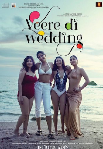 Veere Di Wedding 2018 pDVDRip Hindi Audio Clean 720p ...