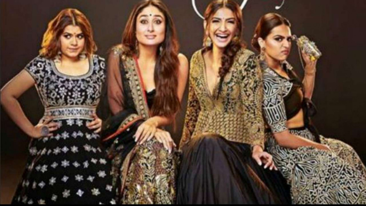 Veere Di Wedding box office: Sonam Kapoor, Kareena Kapoor ...