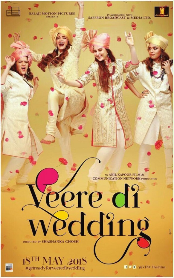 Veere Di Wedding first poster: Kareena Kapoor Khan's moves ...
