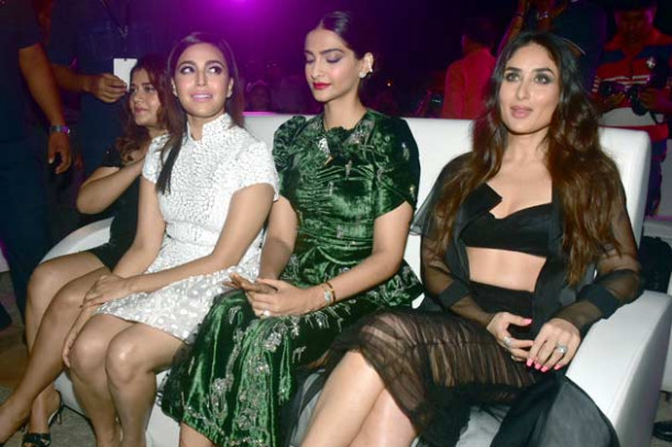 Veere di wedding Hot Dance & Photos Sonam kapoor, kareena ...