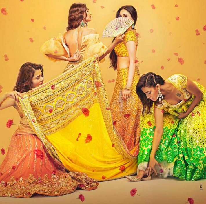 Veere Di Wedding Movie Review: Sonam Kapoor and Kareena ...
