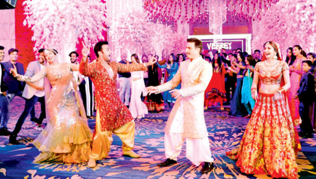 Veerey Ki Wedding 2018 - Hindi Movie in Abu Dhabi - Abu ...