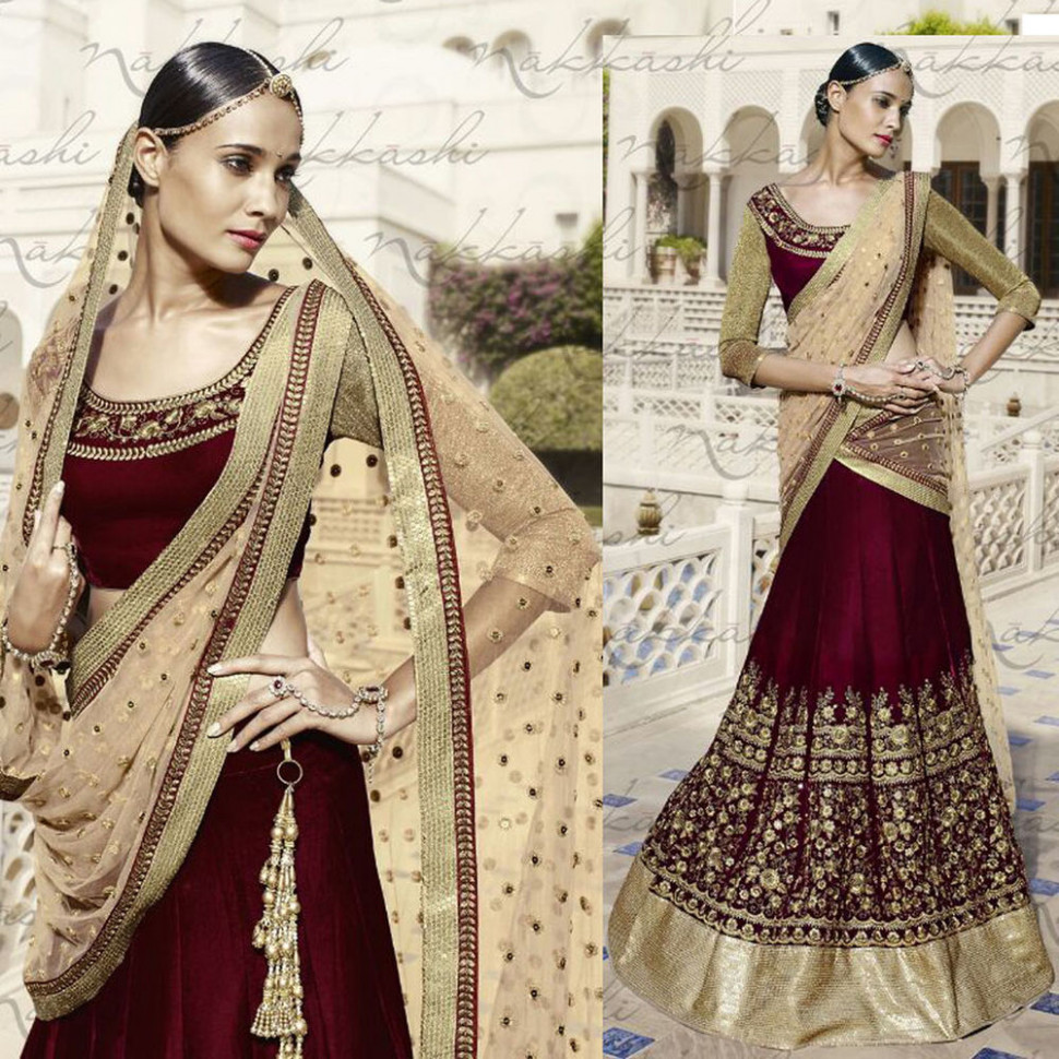 Vintage bridal Indian bollywood pakistani designer wedding ...
