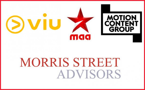 Viu, Star Maa, Morris Street Advisors and Motion Content ...