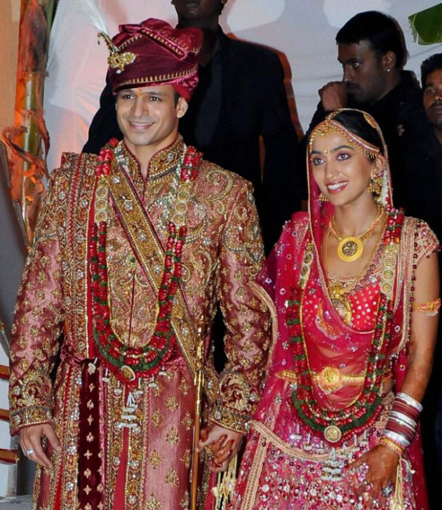 Vivek Oberoi & Priyanka Alva's Wedding Photos | PINKVILLA