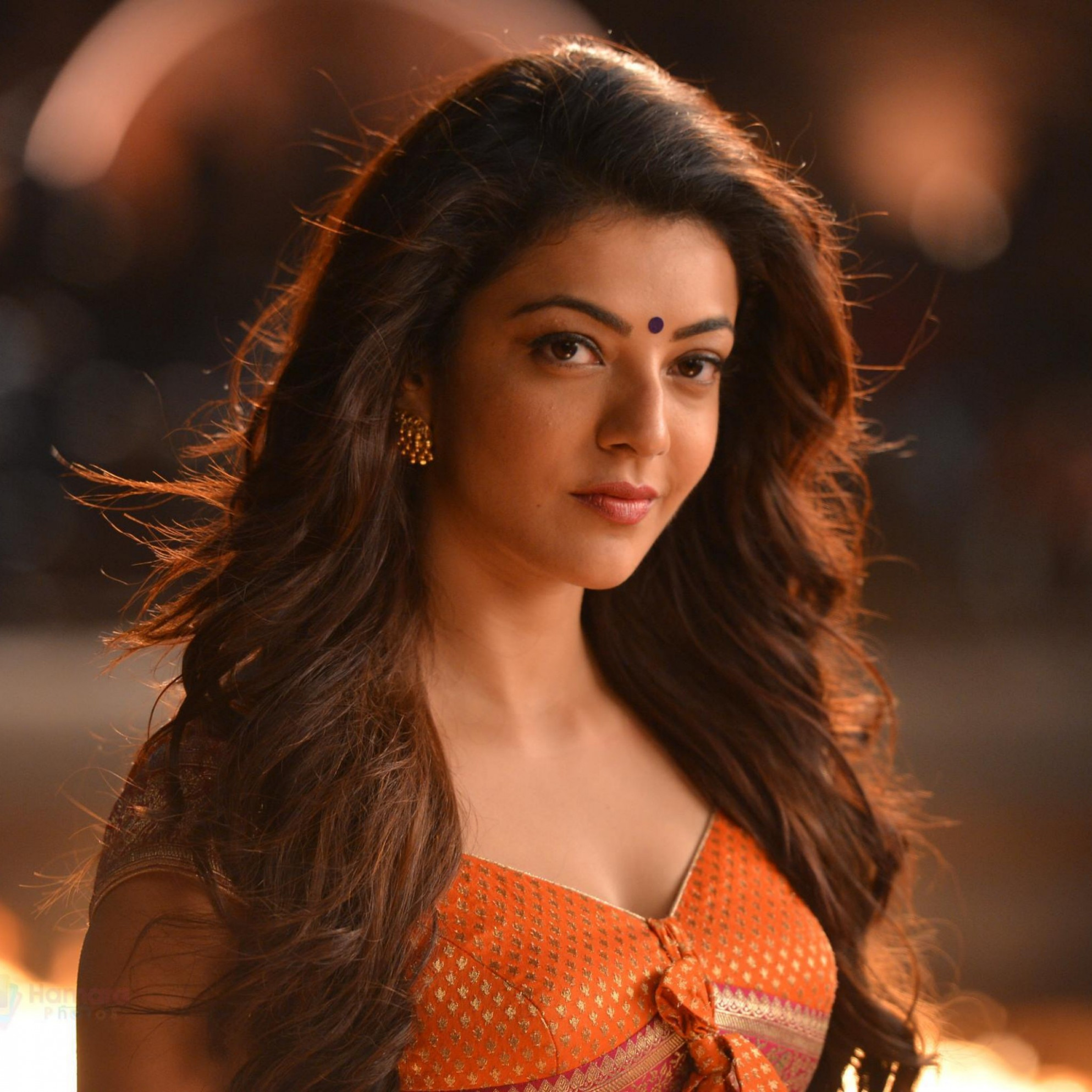 Wallpaper Kajal Aggarwal, Janatha Garage, Pakka Local ..