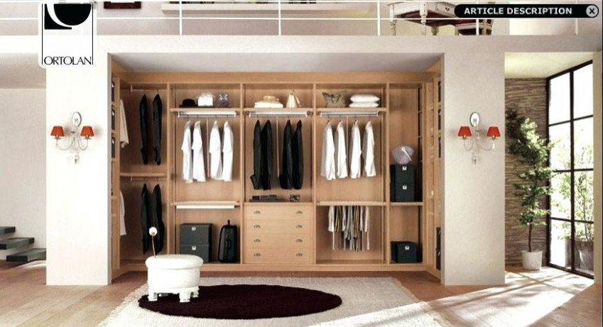Wardrobe Design Interior Modern Wardrobe Designs For Small ...