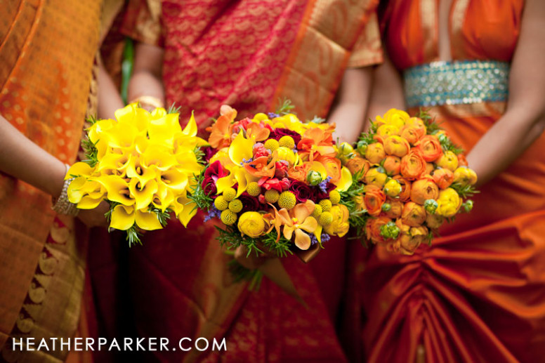 Warlock Wedding Planners: Indian wedding flower ideas