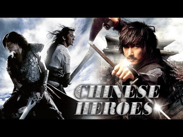Watch Chinese Hero (2017) Full Hindi Dubbed Movie ...