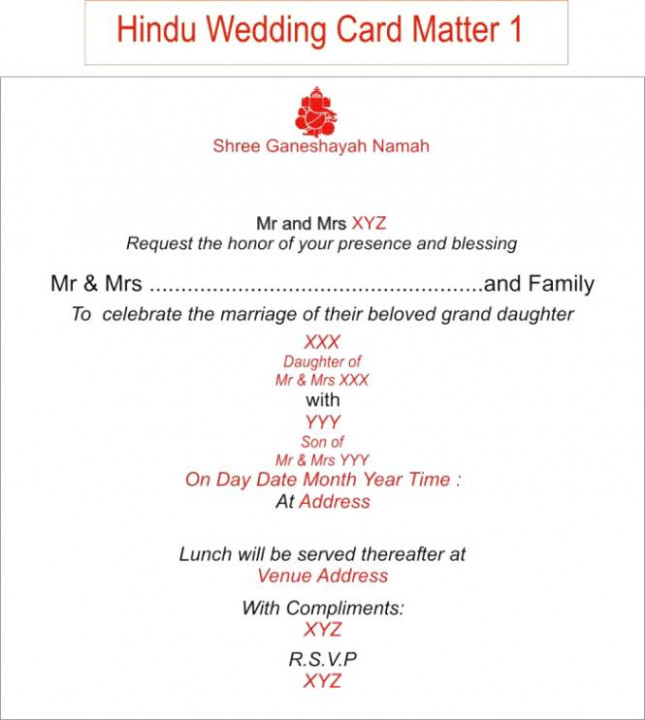 WEDDING CARD QUOTES FOR DAUGHTER IN HINDI image quotes at ...