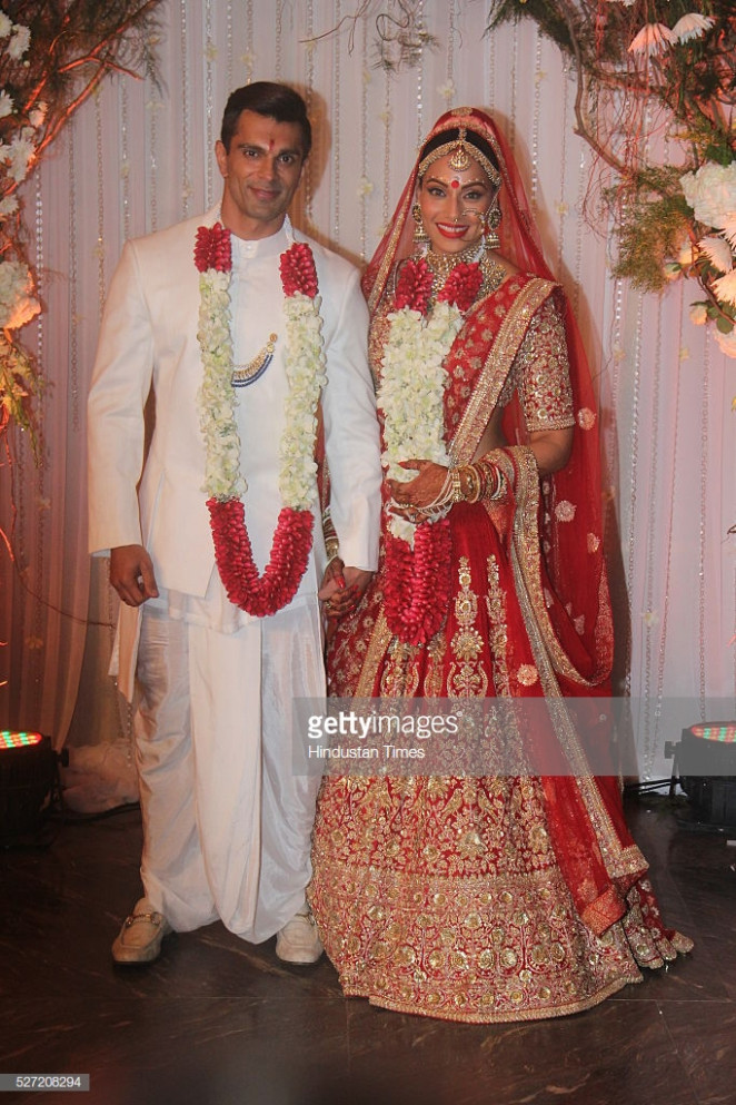 Wedding Ceremony of Bollywood Actors Bipasha Basu And ...